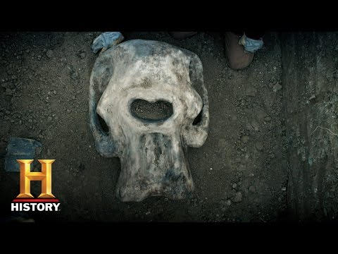 True Monsters: The Skull of a Cyclops | History