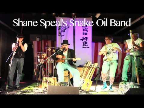 Shane Speal's Snake Oil Band - Official promo