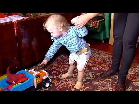 Рустам н детский дом мальсик без ноги