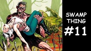 Swamp Thing 11 - Comic en Espaol