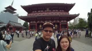 [Trip Cam] Day 3-4 Tokyo , Japan 2016