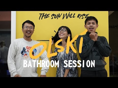 OLSKI - Di Bawah Tangga (Cover Korekayu) - BATHROOM SESSION