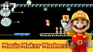"Mario Maker Madness #7 - ""Platform havoc!"""