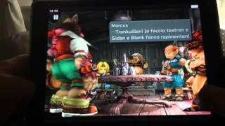 Final Fantasy IX iOS. Exclusive first 10 minutes of GamePlay - Italian Version.