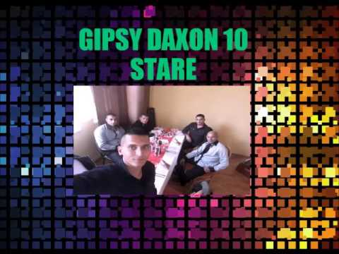 GIPSY DAXON HUMENNE 10 (4) STARE PECKA HIT