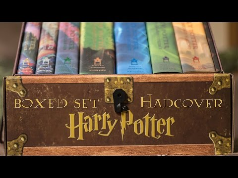 Boxed Set Harry Potter Hardcover