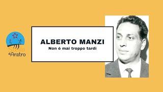 Supportaci! https://www.patreon.com/stella_aratroalberto manzi fu un maestro elementare reso celebre dalla televisione, perché proprio attraverso la tv inseg...