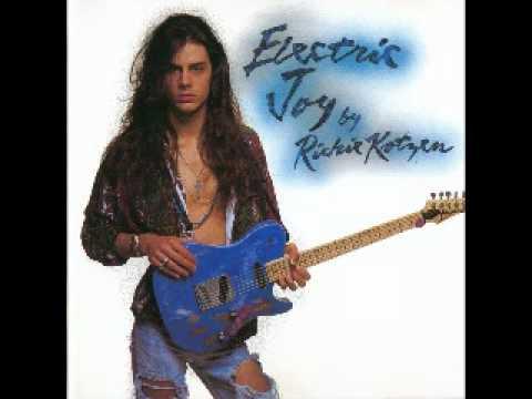 Richie Kotzen - B Funk ( Studio Version)
