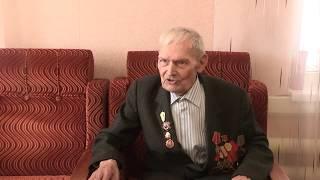 Ветеран Великой Отечественной войны Афанасий Прокопьев