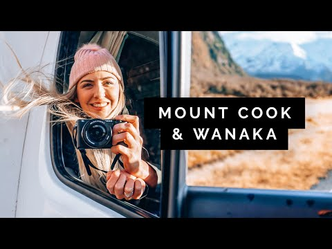 NEW ZEALAND RV Travel Guide: Christchurch To Wanaka | Little Grey Box