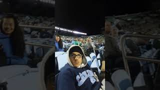 UNC GAME BLOWOUT