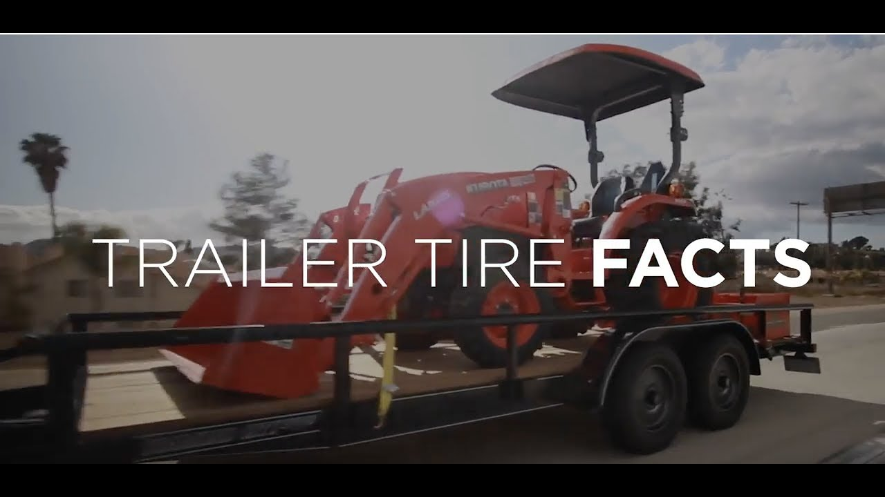 What Time Does Discount Tire Close >> Trailer Tires And Wheels Facts Maintenance Tips Discount Tire