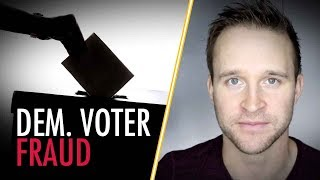 NEW Project Veritas undercover video exposes latest Dem voter fraud | Ben Davies