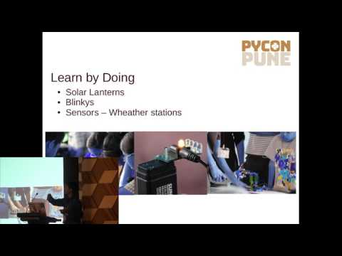 PyCon Pune 2017 [Keynote] Praveen Patil - Learning adventures with Python in my Physics Class