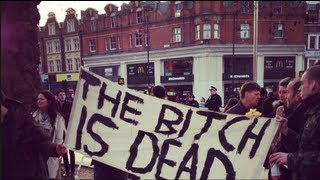 Brixton Celebrates Margaret Thatcher