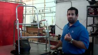 Outdoor Furniture Manufacturing Process - Steps 4 and 5