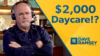 $2,000 For Daycare!? Can We Afford It?