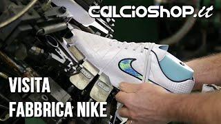 Calcioshop.it visita la fabbrica Nike a Montebelluna