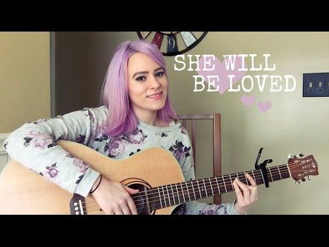 She Will Be Loved - Maroon 5 (Kelaska Cover)