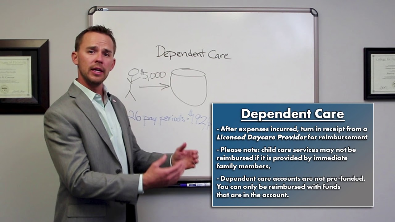 """A """"No Brainer"""" for Dependent Care Savings"""