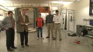 Inside OSU - Aerospace Engineering