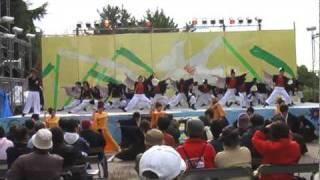 お茶ノ子祭々 静大祭09 南中ソーラン