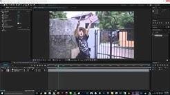 Belajar Efek Film - Hujan Palsu Dengan Efek Visual