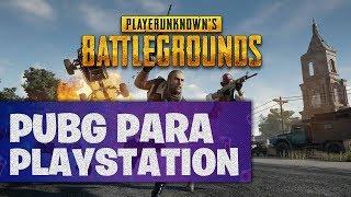 PUBG e PATH OF EXILE para PlayStation 4 em dezembro