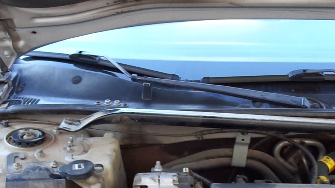 maxresdefault chevy impala 2003, 3 8 (power steering reservoir) youtube