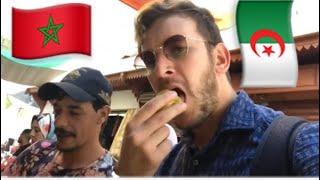 Sid evasion Maroc souk جزائري يتجول في أسواق المغرب واش قال