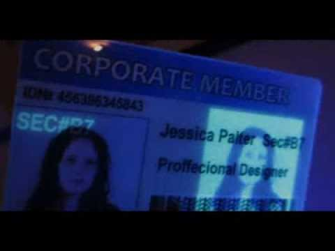 Introducing Uv Card Youtube Creation - Id Of Blacklight