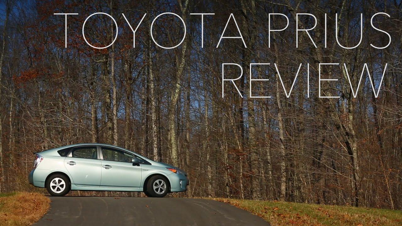 2012-2015 Toyota Prius Quick Drive | Consumer Reports - YouTube
