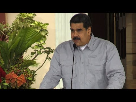 Venezuela's Maduro pays tribute to Martin Luther King Jr
