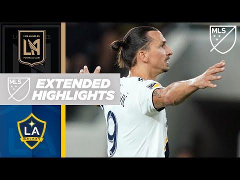 LAFC vs. LA Galaxy | HIGHLIGHTS - August 25, 2019