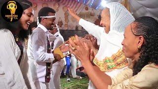 Ethiopian best, amazing beautiful wedding Dance, Tigray Adwa Part 1 Dejat Miki