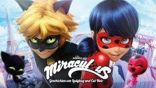 MIRACULOUS 🐞 KOMPILATION - DER ANFANG 🐞 Geschichten von Ladybug und Cat Noir