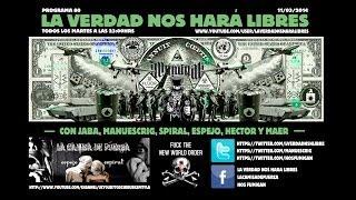 PROGRAMA 80 - ESPECIAL 11-M / 10 AÑOS DE MENTIRAS - LA VERDAD NOS HARÁ LIBRES
