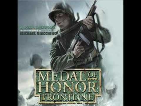 Medal Of Honor Frontline song - Arnhem Knights