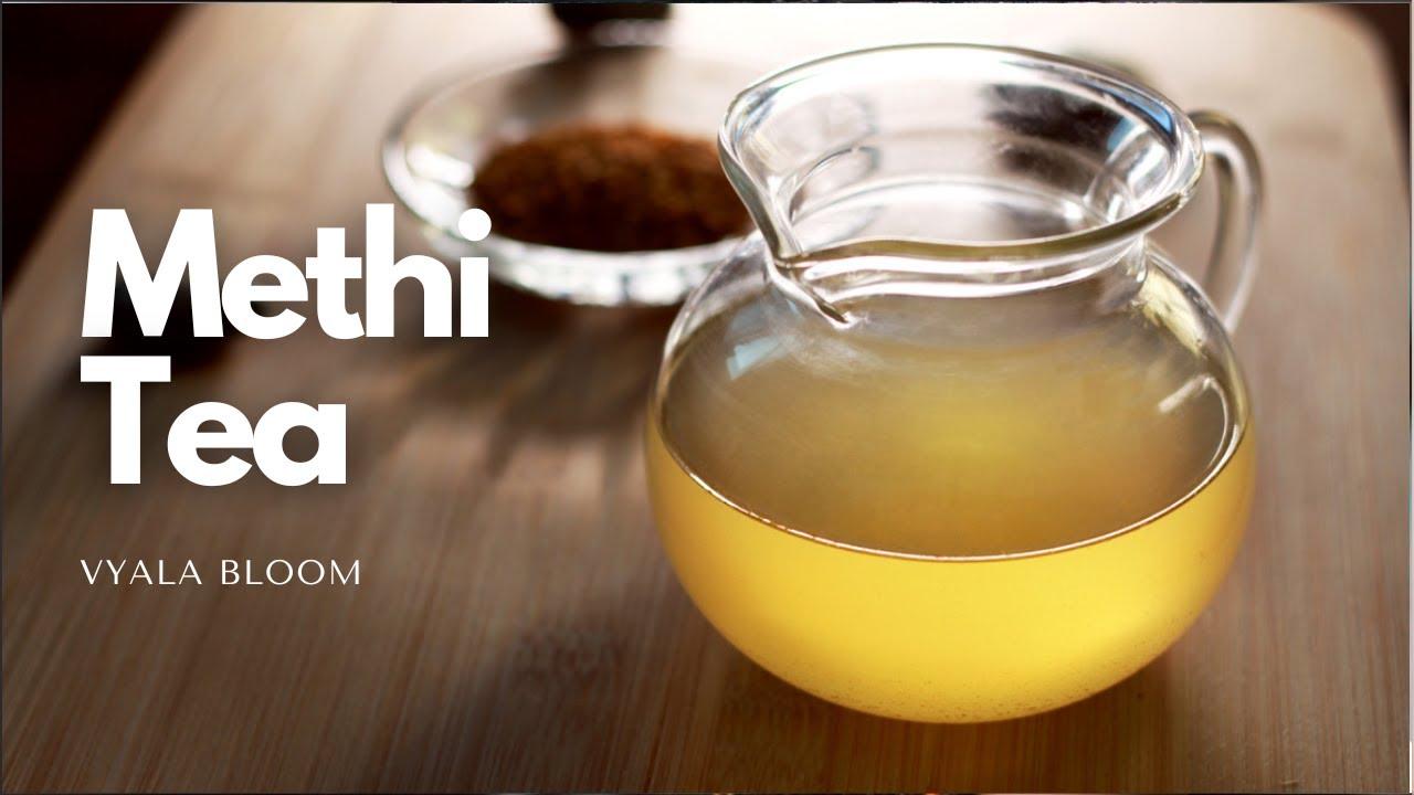 Fenugreek Tea for Fast Hair Growth - YouTube
