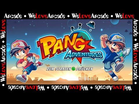Pang Adventures 🕹️ arcade gameplay |