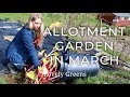 March in the Allotment Garden