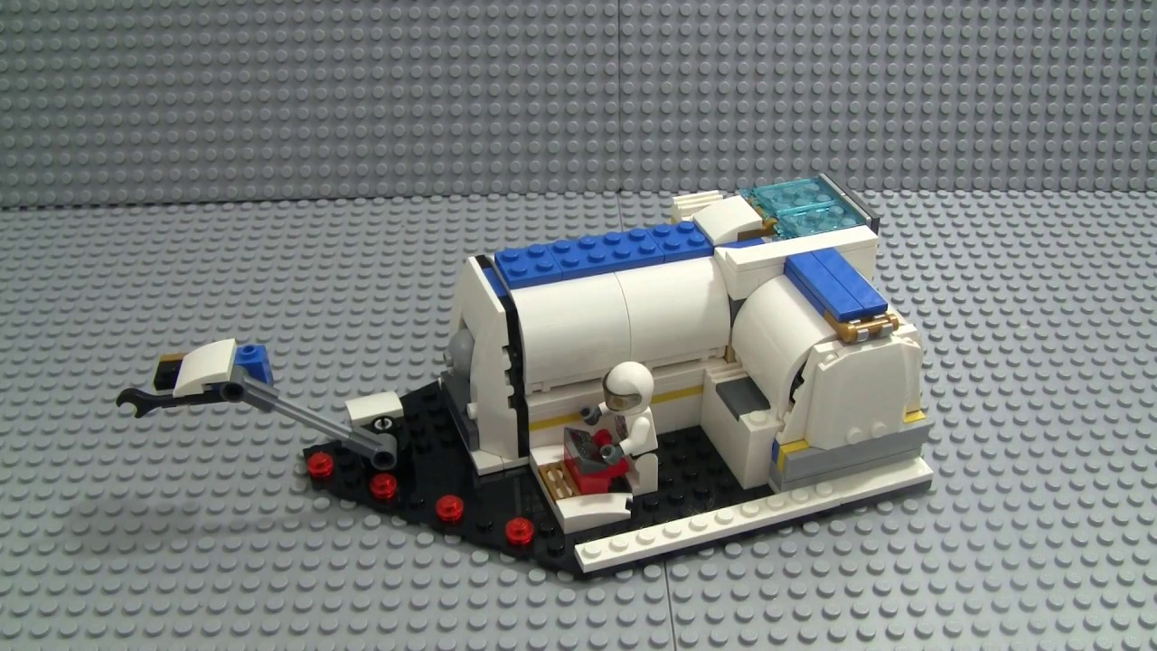 lego space shuttle speed build - photo #46