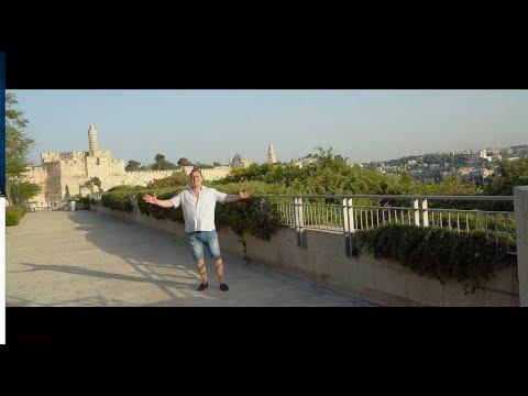 """JAUNA DZIESMA """"MANA DZĪVE"""" KURAI VIDEOKLIPS  FILMĒTS IZRAĒLĀ"""