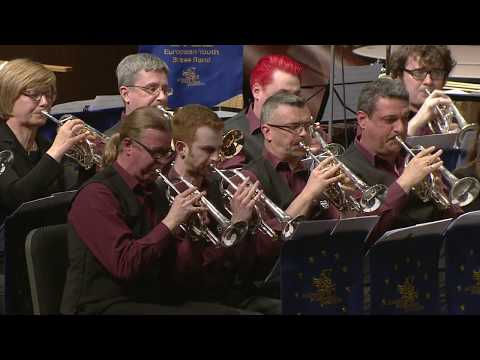 EBBC17 - Where Angels Fly - Brass Band Buizingen