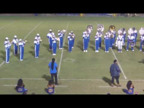ECSU Marching Band 2018