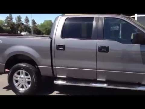 For Sale 2008 F150 4x4 Crew Cab Short Bed Xlt Package In