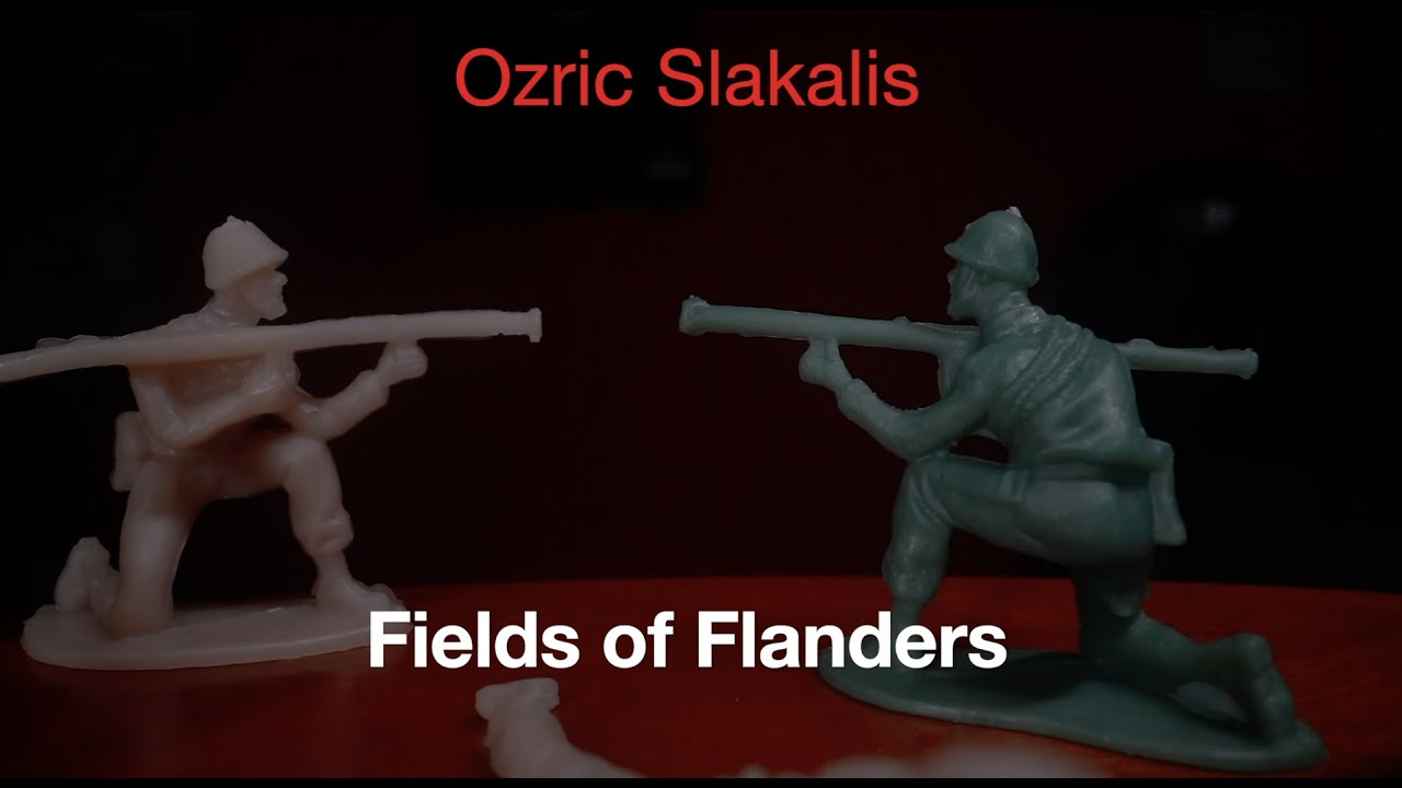 Fields of Flanders by Ozric Slakalis