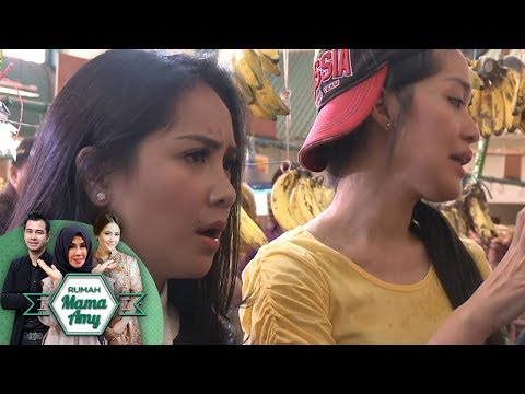 Nagita Slavina Gak Suka Suaminya Dikasarin Orang - Rumah Mama Amy (16/1)