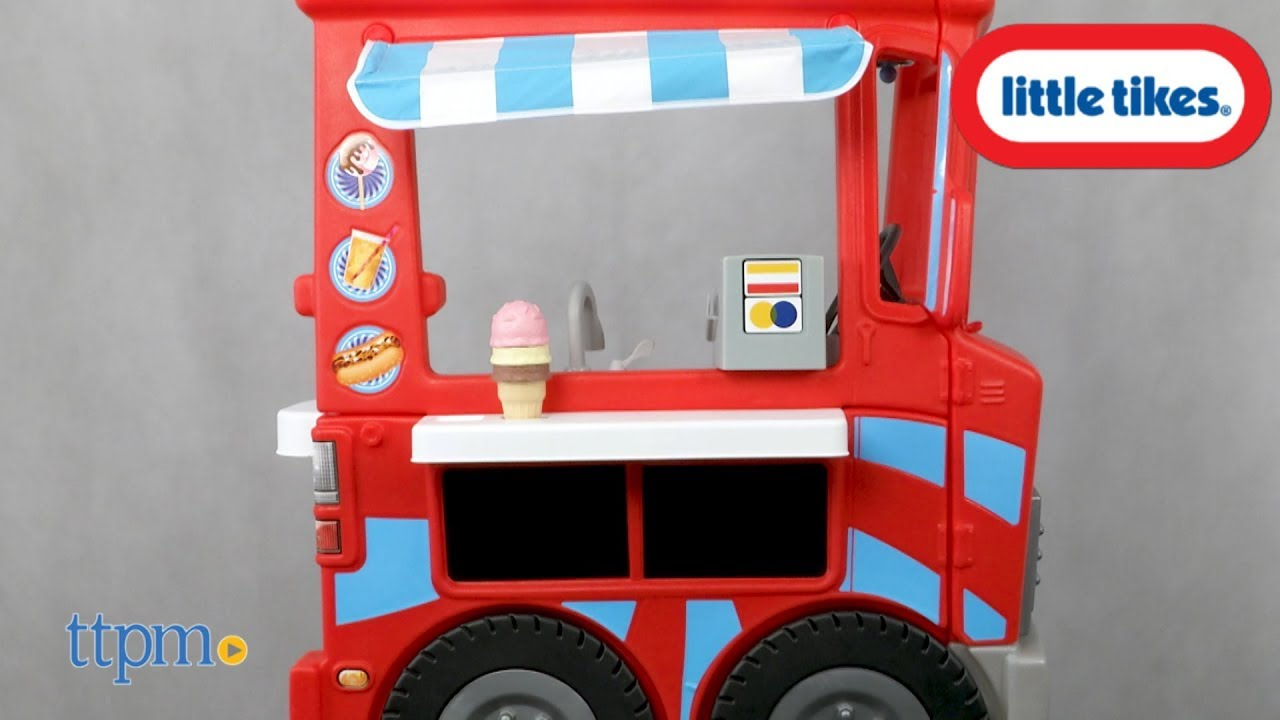 Little Tikes 2-in-1 Food Truck Kitchen from MGA Entertainment
