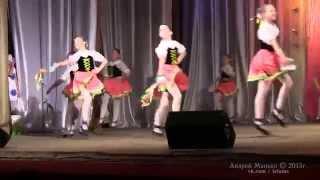 06 Тарантелла. Посвящение в первоклассники в хореографической школе